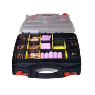 Slijtonderdelen koffer TIG toorts type 17-18-26